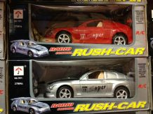 Radio Control Rush Cars minimum 12 pcs